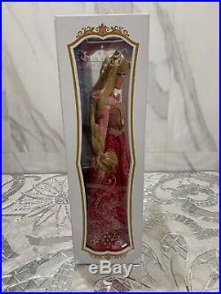 Disney Princess Aurora Pink Dress 17 Limited Edition Doll