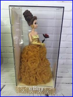Disney Princess Beauty And The Beast Belle Designer Doll Collection LE Limited