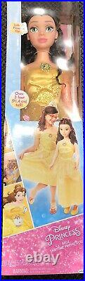 Disney Princess Belle Life Size Beauty and the Beast My Size Barbie Type 38