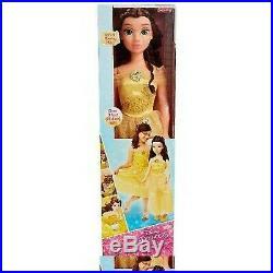 Disney Princess Belle My Size Doll Beauty & The Beast Life Size Like Barbie