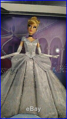 Disney Princess CINDERELLA DOLL Collectable SAKS FIFTH LIMITED EDITION