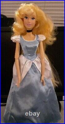 Disney Princess Cinderella 17 Singing Doll A Dream Is A Wish