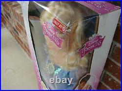 Disney Princess Cinderella 38 My Size Barbie Type Doll NEW Fairytale Friend