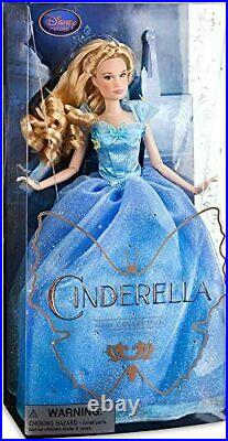 Disney Princess Cinderella Film Collection Cinderella 11 Doll Live Action V