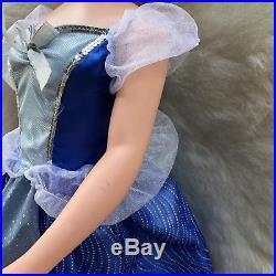 Disney Princess Cinderella My Size Doll Rare