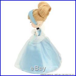 Disney Princess Cinderella Pullip Groove Doll Figure Japan Kawaii New F/S 897