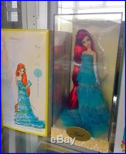 Disney Princess Designer Ariel limited edition doll, The