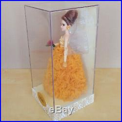 Disney Princess Designer Collection Doll Belle Limited Edition #6001/8000