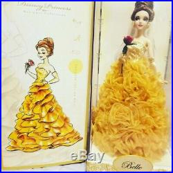 Disney Princess Designer Collection Doll Belle Limited Edition of 8000