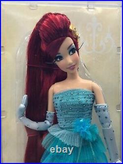 Disney Princess Designer Collection Fashion Doll Ariel #7610/8000 Limited Edt