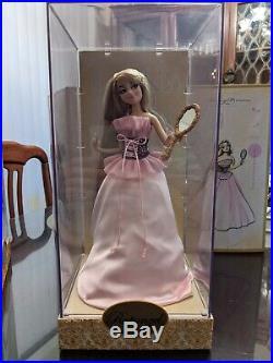 Disney Princess Designer Collection Fashion Doll Rapunzel 2711/6000 Limited Edt