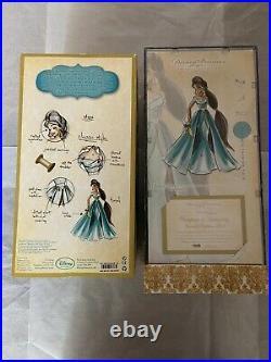 Disney Princess Designer Collection Jasmine Fashion Doll Limited Edition 6000