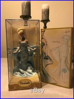 Disney Princess Designer Collection Limited Edition Cinderella Doll #5632/8000