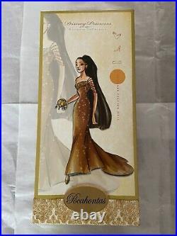 Disney Princess Designer Collection Pocahontas Fashion Doll Limited Edition 4000