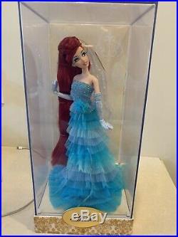 Disney Princess Designer Collection Princess ARIEL Doll Limited Edition