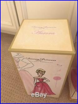 Disney Princess Designer Doll AURORA Briar Rose SLEEPING BEAUTY Limited Edition