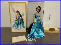 Disney Princess Designer Fashion Collectible Doll LIMITED EDITION Jasmine