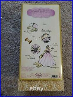 Disney Princess Designer Limited Edition Rapunzel Doll 2004/6000