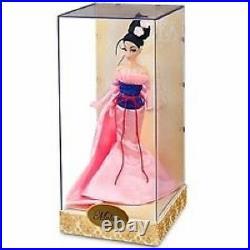 Disney Princess Designer Mulan Doll-new