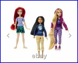 Disney Princess Doll Set Ralph Breaks the Internet Wreck it Ralph New Boxed