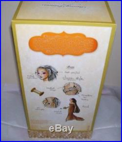 Disney Princess Exclusive 11 1/2 Inch Designer Collection Doll Pocahontas