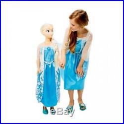 Disney Princess Frozen ELSA Life Size NEW over 3ft My Size Barbie Type Doll 38