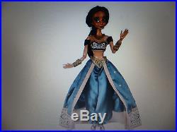 Disney Princess Jasmine Doll 17t Limited Edition of 5000 2015 Sold Out NIB