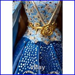 Disney Princess Limited Edition Collector Sleeping Beauty Aurora Doll 17 Blue