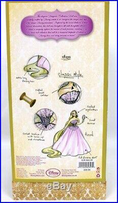 Disney Princess Limited Edition Designer Doll Rapunzel