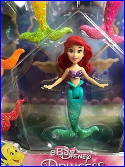 Disney Princess Little Mermaid 30 Years ARIELS SISTERS Gift Doll Set Hasbro NEW