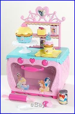 Disney Princess Magic Rise Oven Pink New & Sealed