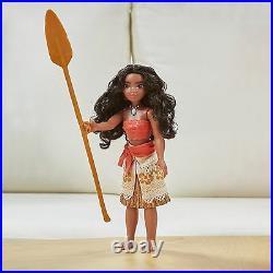 Disney Princess Moana Starlight Canoe and Friends Comes with Pua and Hei Hei Fig