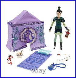 Disney Princess Mulan Campsite 11.5 Doll Playset NEW Toy SEE DETAILS