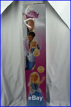 Disney Princess My Size Cinderella Doll