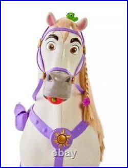 Disney Princess Playdate Maximus Horse Ride On RAPUNZEL Princess My Size Child