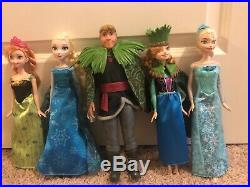 Disney Princess/Prince Barbie Dolls Lot Of 25