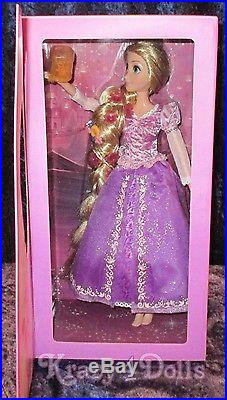 Disney Princess Rapunzel From Tangled Deluxe Feature 17 Singing Doll NEW