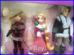 Disney Princess Rapunzel Tangled The Series Deluxe Doll Set Christmas