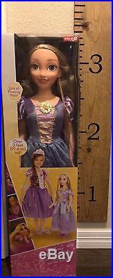 Disney Princess Rapunzel fairytale Friend My Size Limited Edition 38 Doll