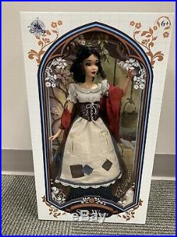 Disney Princess SNOW WHITE Rags Doll Limited Edition 17 Limited Edition