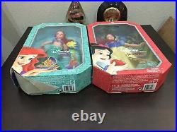 Disney Princess Signature Collection ARIEL Little Mermaid snow white 12 Doll