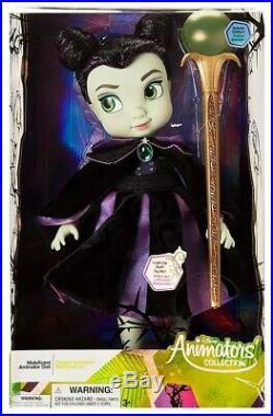 Disney Princess Sleeping Beauty Animators' Collection Maleficent 12-Inch Doll
