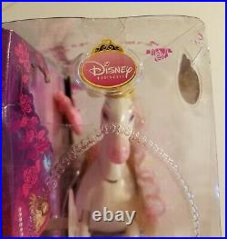 Disney Princess Sleeping Beauty Magic Wand Walking Horse Mattel 2008