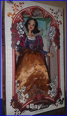 Disney Princess Snow White Limited Edition LE 17 Doll D23 Expo Exclusive
