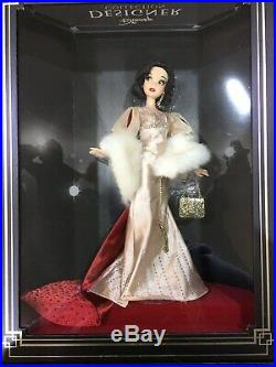 Disney Princess Snow White Premiere red carpet limited edition designer le Doll