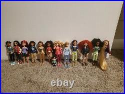 Disney Princess Squad Ralph Breaks The Internet Movie Dolls