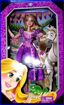 Disney Princess Tangled Rapunzel Signature Collection doll 12 HTF RARE