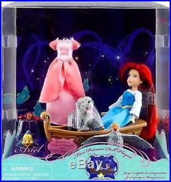 Disney Princess The Little Mermaid Ariel Mini Princess Exclusive Doll Set