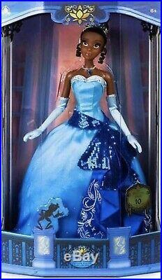 Disney Princess Tiana 10th Anniversary Limited Edition Doll Preorder December