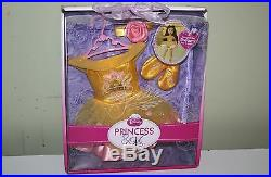 Disney Princess and Me Belle Jewel Edition Doll & 5 Outfits